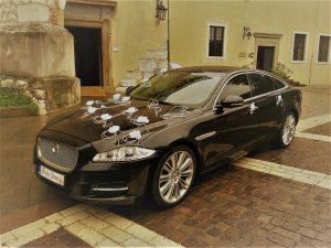 Jaguar XJ - wynajem samochodów